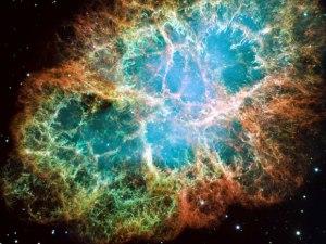 explosion-supernova