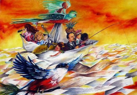 Pintura-Jose-Marti
