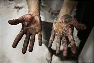 manos-pintura-aurelio-marcelo arte