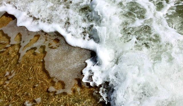 La intermitente guerra del agua