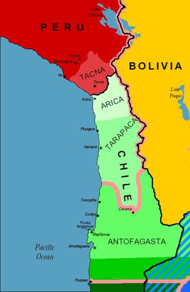 Guerra_Pacifico_Peru_Bolivia_Chile