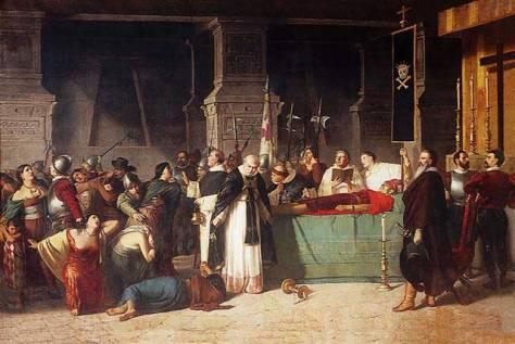 Funeral politico