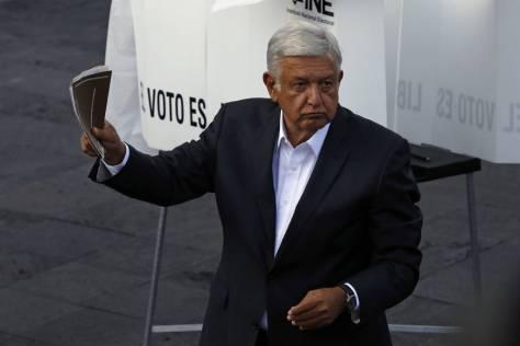 Manuel Lopez Obrador