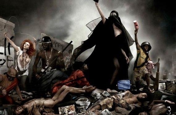 Decadencia y círculo vicioso del poder