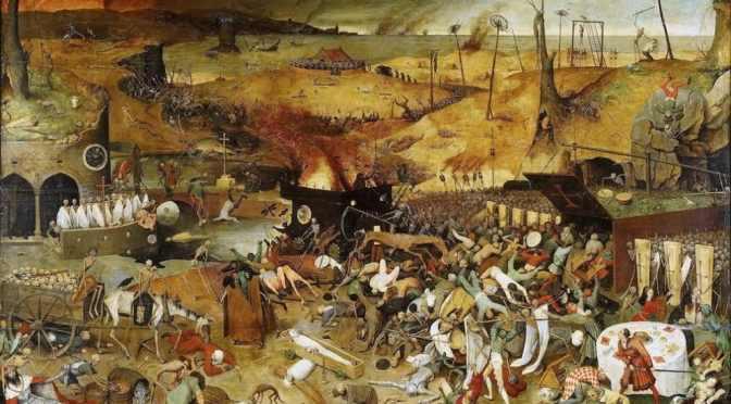 La crisis múltiple que asola al sistema-mundo moderno
