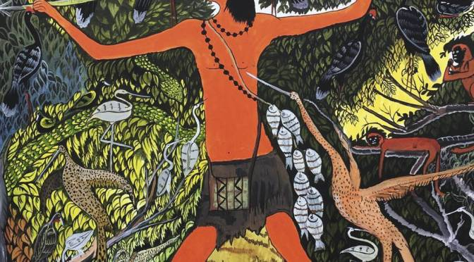 Amazonia agonizante