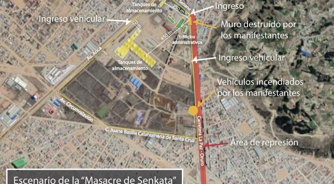 La masacre de Senkata: consideraciones sobre la legitimación estatal de la represión