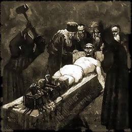 La inquisición política